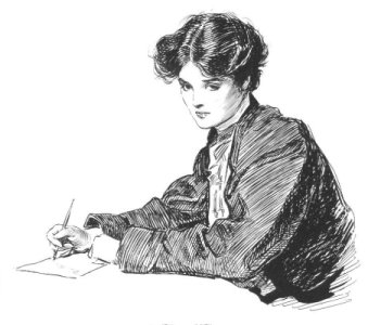 People_writing_letters_photo_2