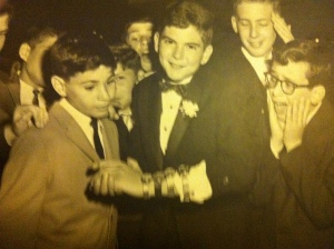Bob Brody photo at Podell bar mitzvah